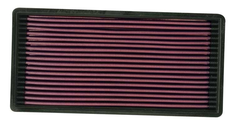 Wkładka K&N 33-2018 - GRUBYGARAGE - Sklep Tuningowy